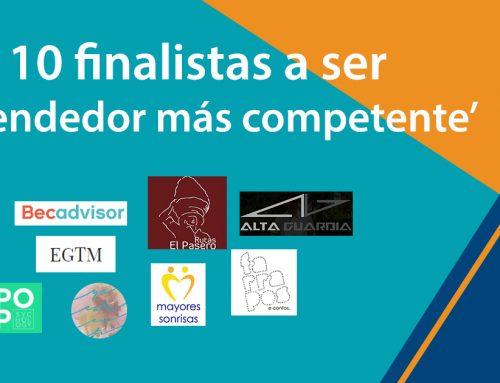 """La Fundación Endesa y Youth Business Spain anuncian los 10 finalistas que optarán al premio """"Emprendedor más competente"""""""