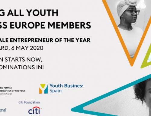 Premios a la joven Emprendedora del año