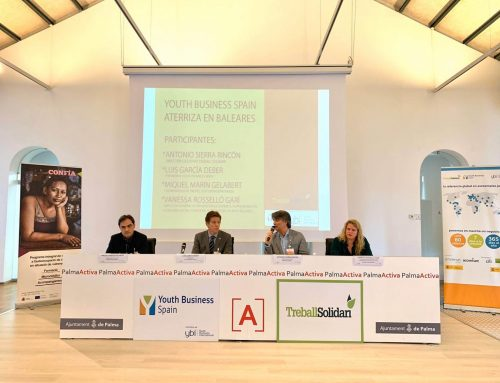 Youth Business Spain aterriza en Baleares
