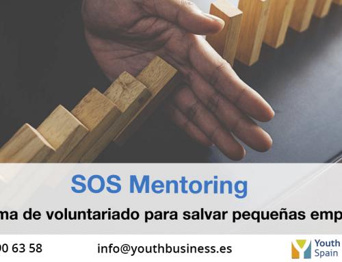 SOS Mentoring: Programa de ayuda a los Emprendedores