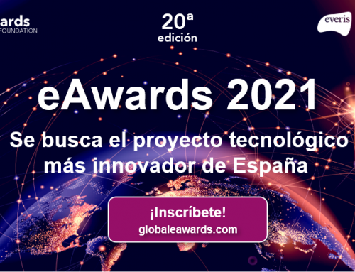 Premios al Emprendimiento eAwards 2021 de la Fundación Everis